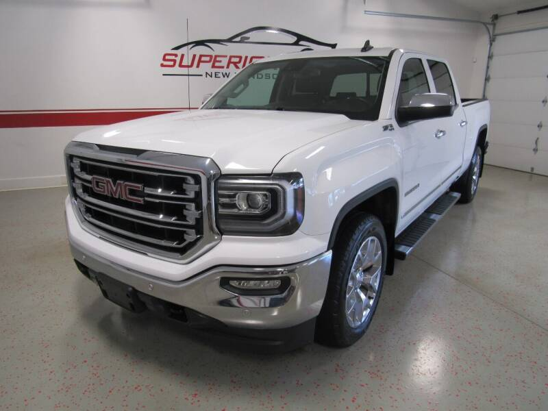 2018 GMC Sierra 1500 for sale at Superior Auto Sales in New Windsor NY