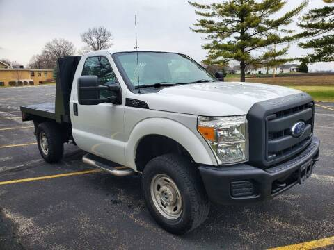 2013 Ford F-250 Super Duty for sale at Tremont Car Connection in Tremont IL