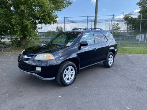 2004 Acura MDX for sale at Queen City Classics in West Chester OH