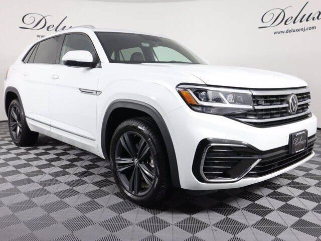 2020 Volkswagen Atlas Cross Sport for sale at DeluxeNJ.com in Linden NJ