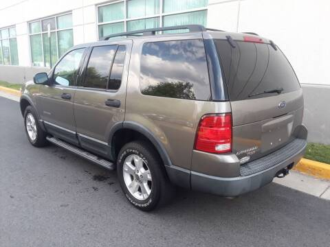 2004 Ford Explorer for sale at M & M Auto Brokers in Chantilly VA