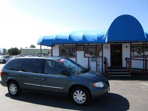 2005 Chrysler Town and Country for sale at Jim's Cars by Priced-Rite Auto Sales in Missoula MT