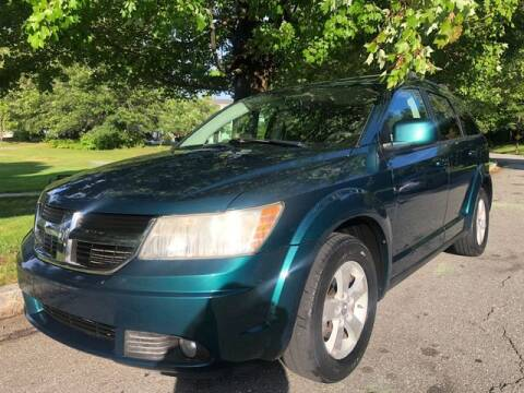 2009 Dodge Journey for sale at NEW ENGLAND AUTO MALL in Lowell MA