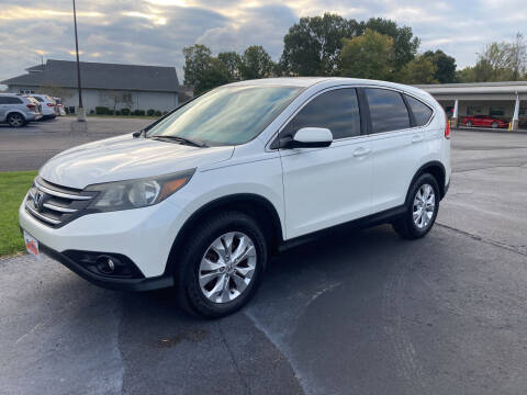 2014 Honda CR-V for sale at McCully's Automotive in Benton KY