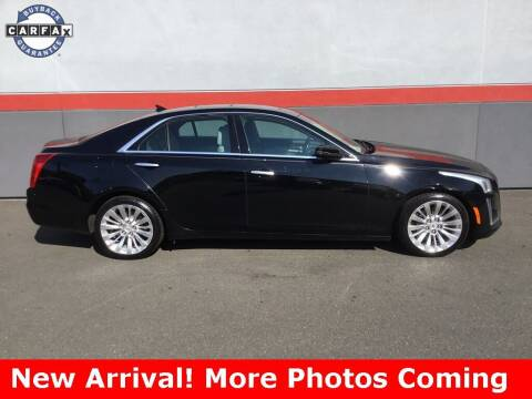 2014 Cadillac CTS for sale at Road Ready Used Cars in Ansonia CT