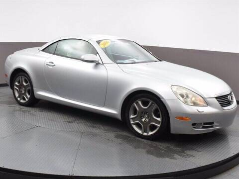 2006 Lexus SC 430 for sale at Hickory Used Car Superstore in Hickory NC