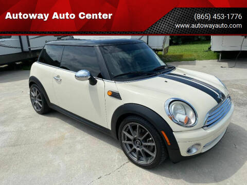 2010 MINI Cooper for sale at Autoway Auto Center in Sevierville TN