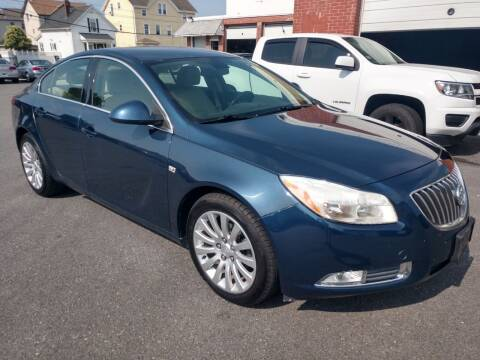 2011 Buick Regal for sale at A J Auto Sales in Fall River MA
