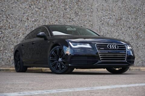 2012 Audi A7 for sale at Dallas Auto Finance in Dallas TX