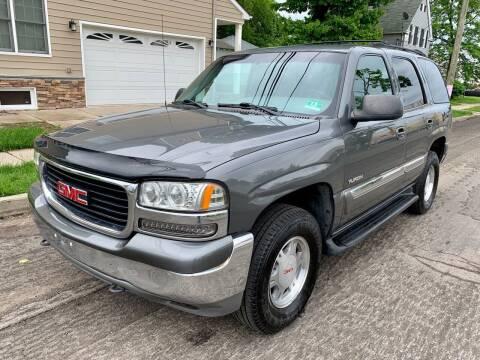 2001 GMC Yukon for sale at Jordan Auto Group in Paterson NJ