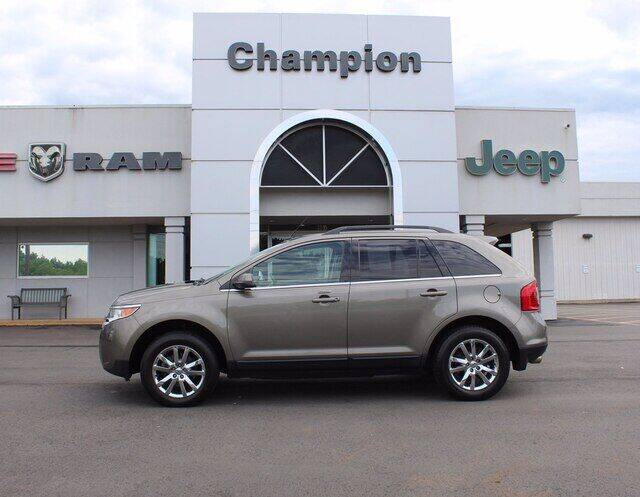 2013 Ford Edge for sale at Champion Chevrolet in Athens AL