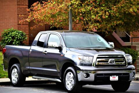 2012 Toyota Tundra for sale at SEATTLE FINEST MOTORS in Lynnwood WA