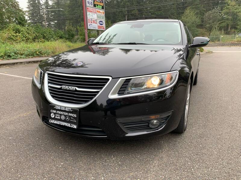 2011 Saab 9-5 for sale at CAR MASTER PROS AUTO SALES in Lynnwood WA