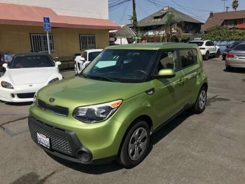 2014 Kia Soul for sale at Auto Ave in Los Angeles CA