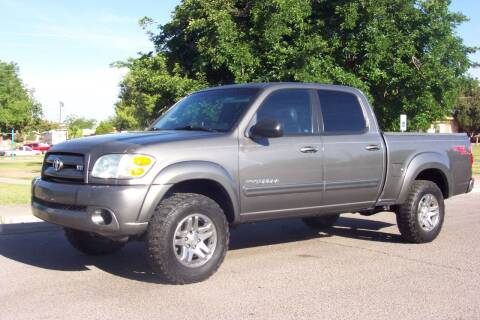 2004 Toyota Tundra for sale at Park N Sell Express in Las Cruces NM