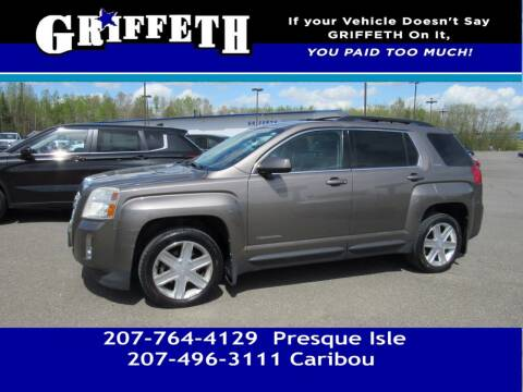 2011 GMC Terrain for sale at Griffeth Mitsubishi - Pre-owned in Caribou ME