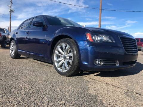 2014 Chrysler 300 for sale at SPEND-LESS AUTO in Kingman AZ