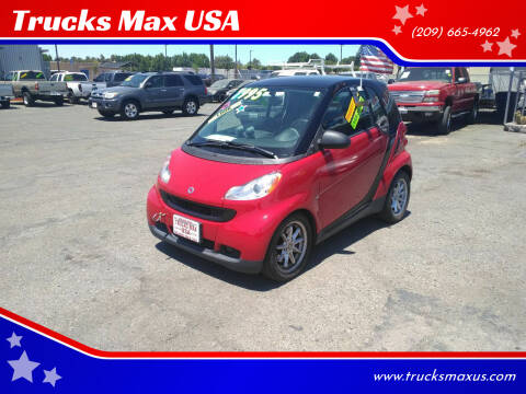 2009 Smart fortwo for sale at Trucks Max USA in Manteca CA