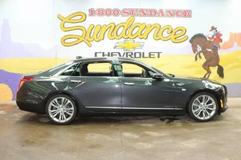 2016 Cadillac CT6 for sale at Sundance Chevrolet in Grand Ledge MI