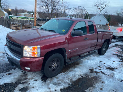 2008 Chevrolet Silverado 1500 for sale at Vuolo Auto Sales in North Haven CT