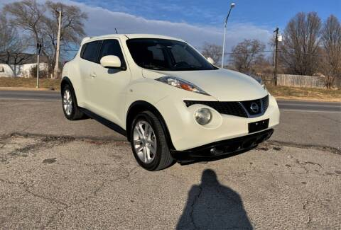 2011 Nissan JUKE for sale at InstaCar LLC in Independence MO