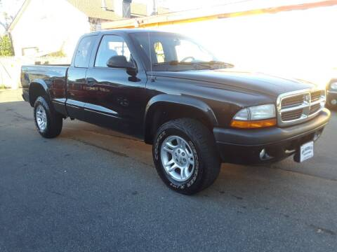2004 Dodge Dakota for sale at GREAT MEADOWS AUTO SALES in Great Meadows NJ