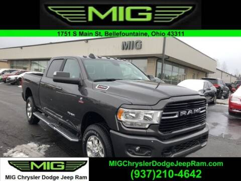 2021 RAM Ram Pickup 2500 for sale at MIG Chrysler Dodge Jeep Ram in Bellefontaine OH