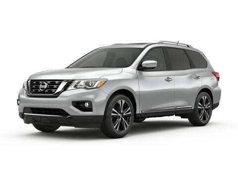 2017 Nissan Pathfinder for sale at Sundance Chevrolet in Grand Ledge MI