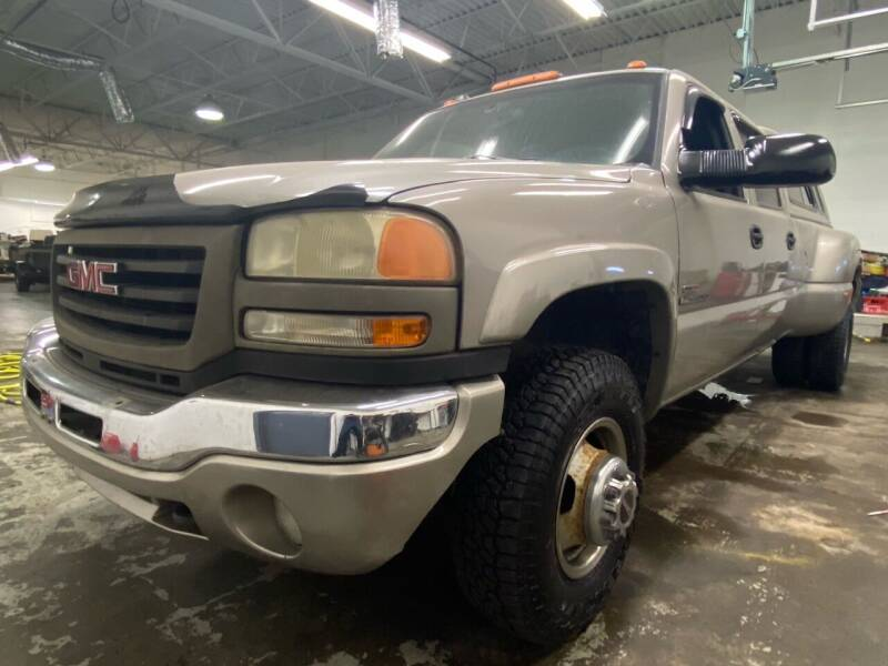2003 GMC Sierra 3500 for sale at Paley Auto Group in Columbus OH