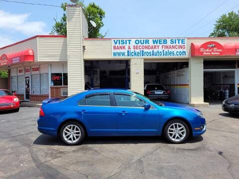 2012 Ford Fusion for sale at Bickel Bros Auto Sales, Inc in Louisville KY