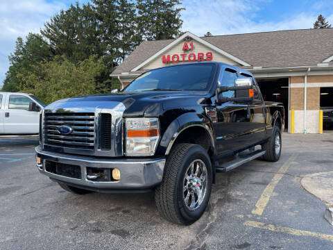 2010 Ford F-250 Super Duty for sale at A 1 Motors in Monroe MI