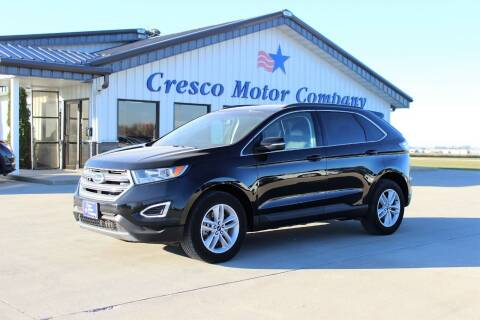 2017 Ford Edge for sale at Cresco Motor Company in Cresco IA