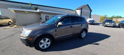 2014 Chevrolet Captiva Sport for sale at CHILI MOTORS in Mayfield KY