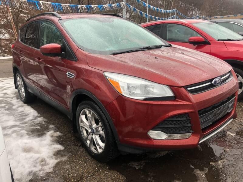 2016 Ford Escape for sale at Matt Jones Preowned Auto in Wheeling WV