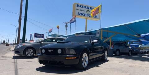 2008 Ford Mustang for sale at Borrego Motors in El Paso TX