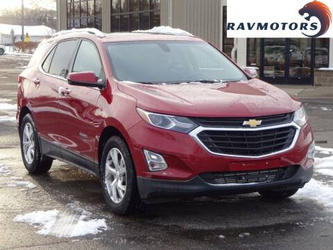 2019 Chevrolet Equinox for sale at RAVMOTORS 2 in Crystal MN