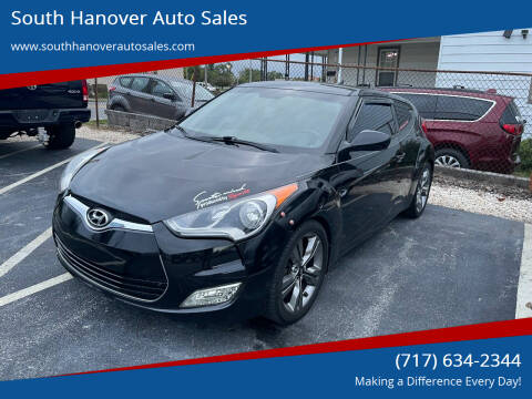 2013 Hyundai Veloster for sale at South Hanover Auto Sales in Hanover PA