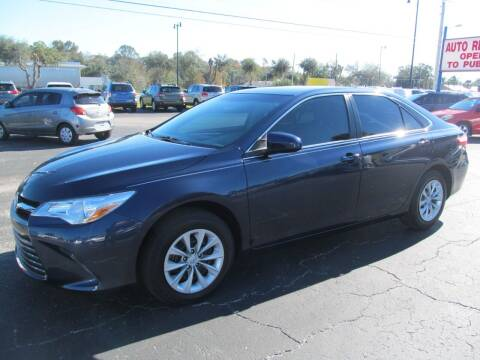 2017 Toyota Camry for sale at Blue Book Cars in Sanford FL