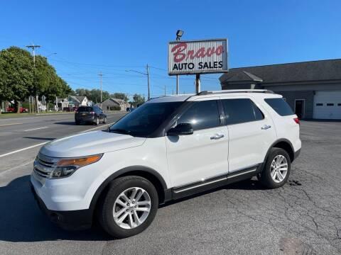 2013 Ford Explorer for sale at Bravo Auto Sales in Whitesboro NY