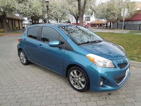 2014 Toyota Yaris for sale at Family Truck and Auto.com in Oakdale CA