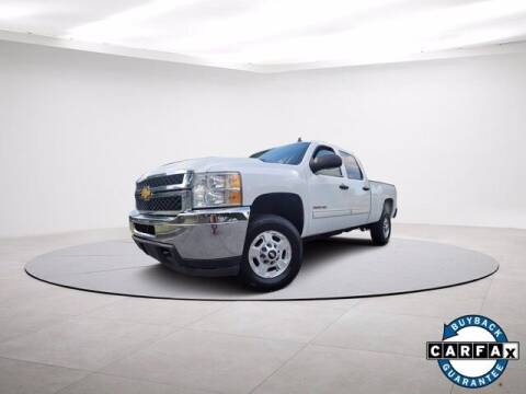 2014 Chevrolet Silverado 2500HD for sale at Carma Auto Group in Duluth GA
