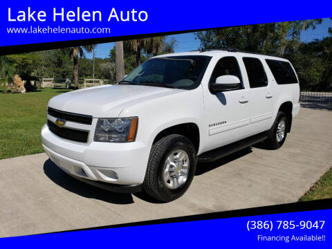 2011 Chevrolet Suburban for sale at Lake Helen Auto in Lake Helen FL