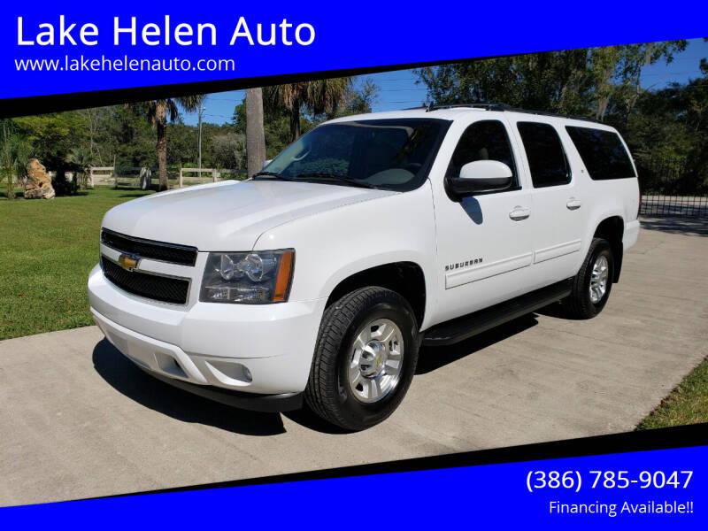 2011 Chevrolet Suburban for sale at Lake Helen Auto in Lake Helen FL