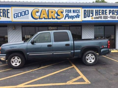 2007 Chevrolet Silverado 1500 Classic for sale at Good Cars 4 Nice People in Omaha NE