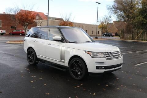 2016 Land Rover Range Rover for sale at Auto Collection Of Murfreesboro in Murfreesboro TN