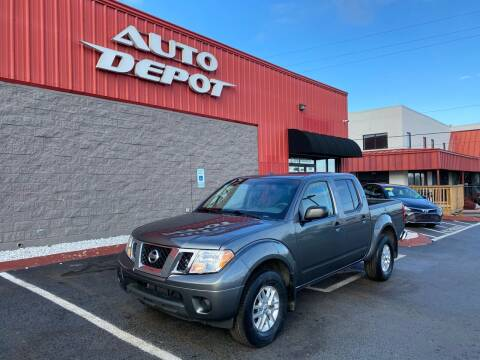 2017 Nissan Frontier for sale at Auto Depot of Madison in Madison TN