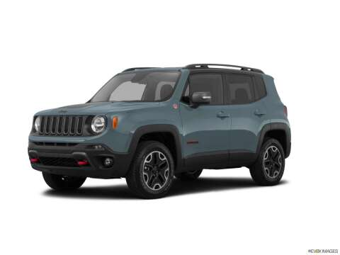 2015 Jeep Renegade for sale at B & B Auto Sales in Brookings SD