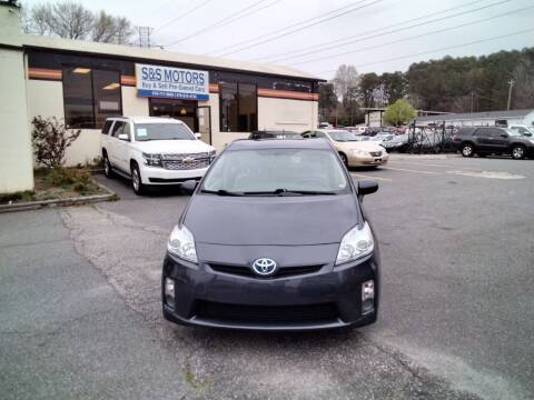 2011 Toyota Prius for sale at S & S Motors in Marietta GA