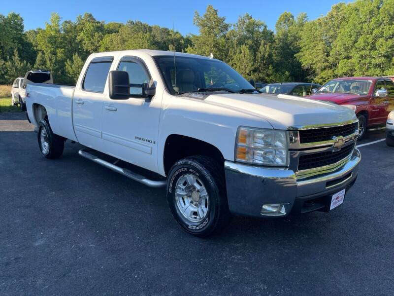 2009 Chevrolet Silverado 2500HD for sale at MBL Auto Woodford in Woodford VA