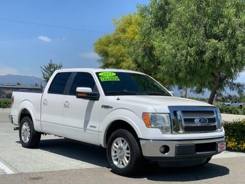 2011 Ford F-150 for sale at Esquivel Auto Depot in Rialto CA